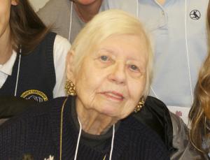 Happy 90th Birthday to Elsa!