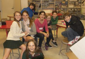 Sweet Readers at the Jewish Museum:  New York, New York