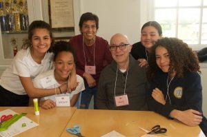 TYWLS 7th graders deepen Sweet Readers engagement!